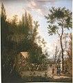 Frederik de Moucheron - Park Landscape.jpg