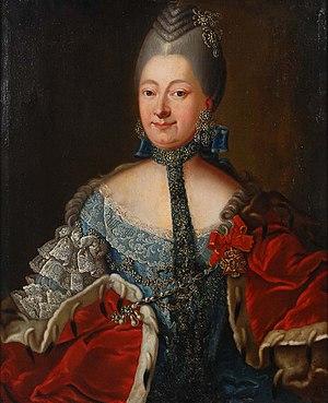 Frederick Charles, Prince of Schwarzburg-Rudolstadt -  Friederike Sophie Auguste of Schwarzburg-Rudolstadt