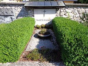 Ralph Benatzky - Ralph Benatzky's grave at St Wolfgang im Salzkammergut