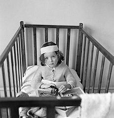sairas lapsi, wikimedia commons