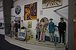Frontiers of Flight Museum December 2015 095 (Braniff International Airways exhibit).jpg