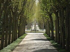 Fuente de los Tritones Madrid