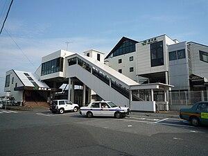 Fujishiro Station - Fujishiro Station, September 2008