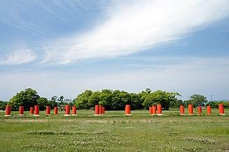 Fujiwara-kyō - Remains of Fujiwara-kyō (2012)
