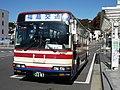 Fukushima Kotsu 2287 at Nihonmatsu Station.jpg