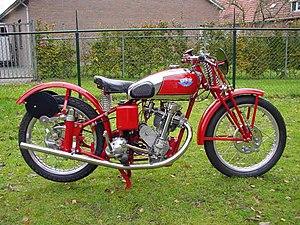 Fusi - Fusi 250 cc OHC racer from 1937