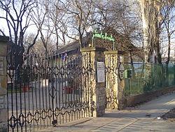 budapest füvészkert térkép Füvészkert (Budapest) – Wikipédia budapest füvészkert térkép