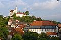 Gößweinstein-Burg-Pfarrhaus.jpg