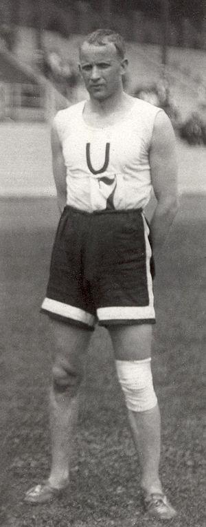 Gösta Holmér - Image: Gösta Holmér
