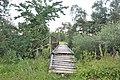 Gājēju tilts pār Lielo Juglu, Mālpils pagasts, Mālpils novads, Latvia - panoramio.jpg