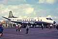 G-ATUE V.812 Viscount Channel Aws B-Hill 14MAY66 (5659519324).jpg