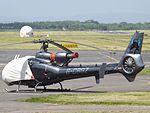 G-CBGZ Gazelle Helicopter (27303292326).jpg