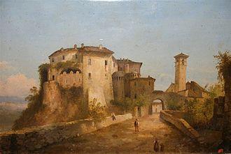 Giuseppe Alinovi - Villafranca.