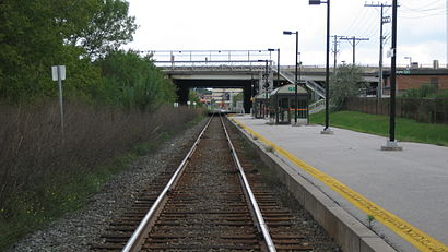 How to get to Oriole Go Station with public transit - About the place
