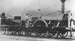 GWR Firefly Class - Argus, built by Fenton Murray and Jackson