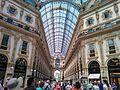 Galleria Vittorio Emanuele II, Milan - panoramio.jpg