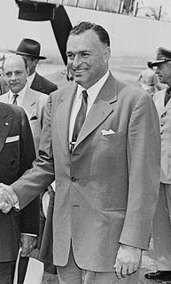 Galo Plaza 31º President of Ecuador