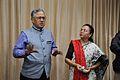 Ganga Singh Rautela and Manasi Mitra - Kolkata 2015-12-31 8694.JPG