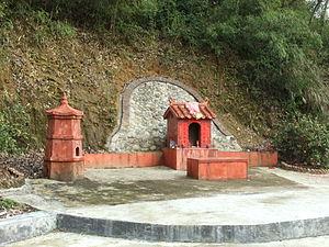 Gaotou Township - A roadside shrine