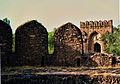 Gate of Rohtas fort.JPG