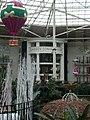 Gaylord Opryland Garden Conservatory Atrium 2003.JPG