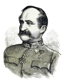 GdC Carl Ludwig Graf von Grünne 1873 Wiener Salonblatt