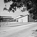 Gebouw van de agrarische faculteit van het Weizmann-Instituut te Rehovot, Bestanddeelnr 255-3941.jpg
