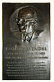 Gedenktafel Bismarckallee 23 (Grune) Rudolf Mendel.jpg