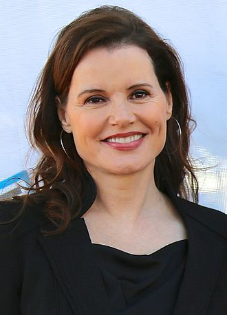 Geena Davis - Davis at a NYC event in 2013