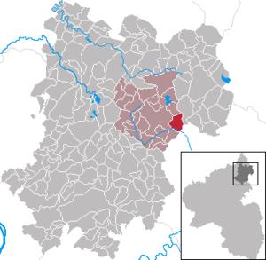 Gemünden, Westerwaldkreis - Image: Gemünden im Westerwaldkreis