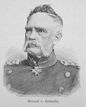 Gustav Eduard von Hindersin