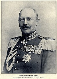 Generalleutnant von Moltke, der neue Chef des Generalstabs, 1906.jpg