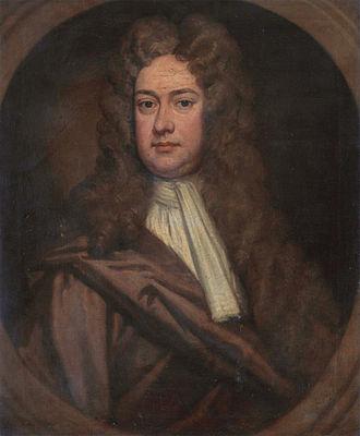 George Clarke - George Clarke (1661-1736) (Studio of Godfrey Kneller)