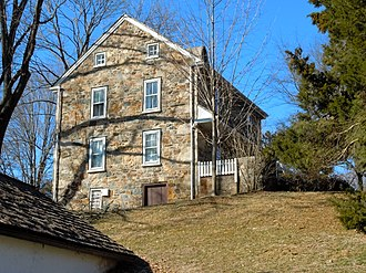 West Vincent Township, Chester County, Pennsylvania - Deery Family Homestead