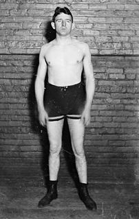 George Gardiner (boxer) Irish boxer