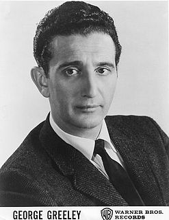 George Greeley American pianist