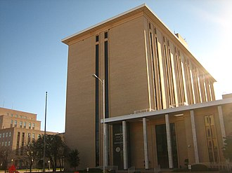 George H. Mahon - The federal building in downtown Lubbock is named for Mahon.