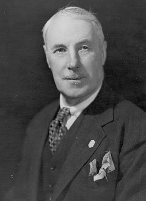 George Pearkes - Pearkes during the 1940s.