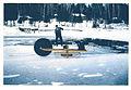 George Perry Cutting Ice - circa 1960 (15781188604).jpg