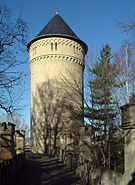 Gera Osterstein Bergfried