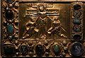 Germania occidentale, coperta di libro in oro (1000 ca.), con avorio bizantino del X secolo 05.jpg