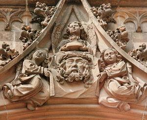 Rottweil - Image: Germany Rottweil Münster Heiliges Kreuz