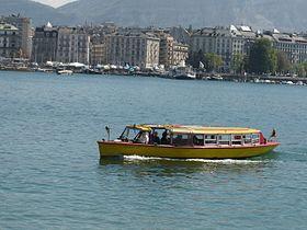 """Résultat de recherche d'images pour """"bus bateau pour traverser le lac de geneve"""""""