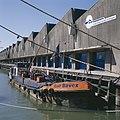 Gevel visafslag, zijde 1e Haven - Scheveningen - 20413359 - RCE.jpg