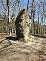 Giant's Thumb on the Appalachian Trail near Raccoon Hill, Salisbury, Connecticut.jpg