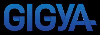 Gigya - Image: Gigya logo