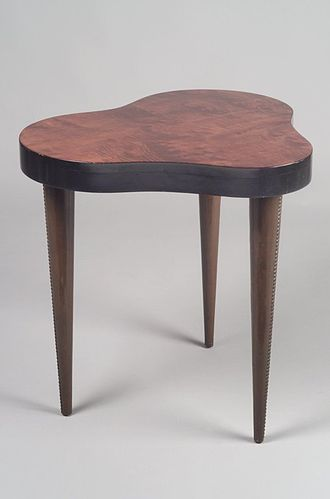 Gilbert Rohde - Occasional Table, 1937-1941 Brooklyn Museum