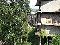 Ginigathena backside of shops - panoramio.jpg