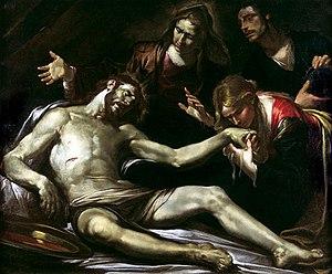 Gioacchino Assereto - The Lamentation