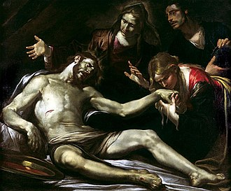 Gioacchino Assereto - The Lamentation
